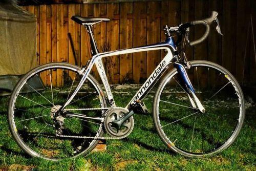 buy Cannondale Synapse Carbon Road Bike 54cm Tiagra