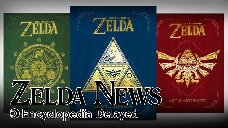Encyclopedia Delayed | Zelda News