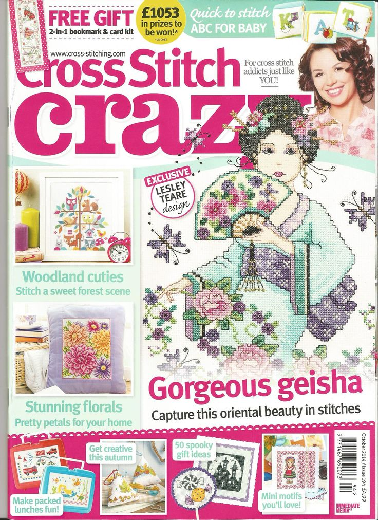 Cross stitch crazy 194