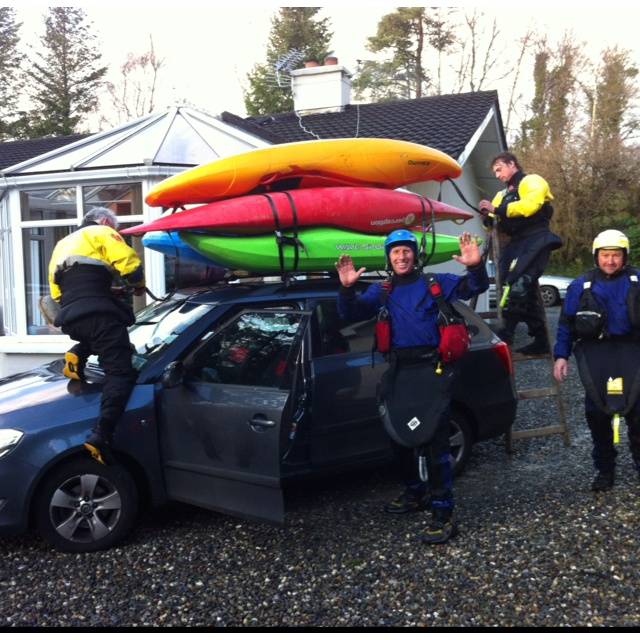 How many boats can you fit on a car!!!