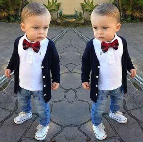 If I ever have a son, he will be a bow tie boy... no questions asked. He just will. = n =