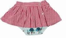 Sooki Baby red baby ra ra skirt