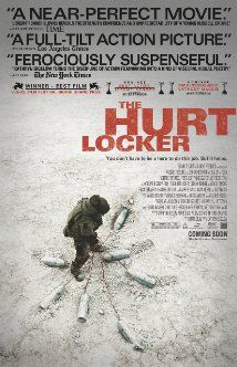 The Hurt Locker (2008) - I can't explain why I like this movie, but it has stayed with me long past my viewing it.  Just awesome - the acting, the set, the story, just very real - k.