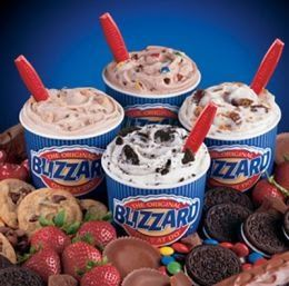 Dairy Queen Restaurant Copycat Recipes: Dairy Queen Blizzard