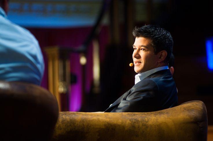 Pour redorer le blason d'Uber, Travis Kalanick chercherait un numéro deux