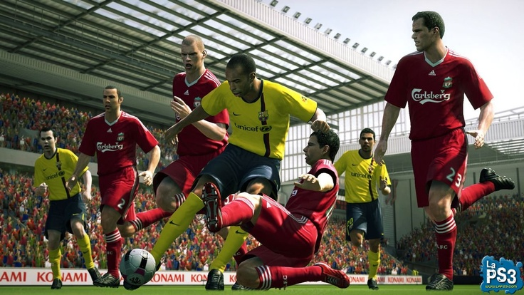 Imagenes Pro Evolution Soccer 2010 PS3 - Juegos PS3 Playstation 3