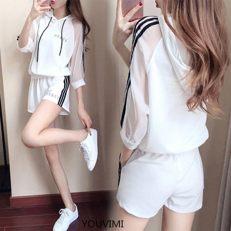 Baju Olahraga Wanita Korea