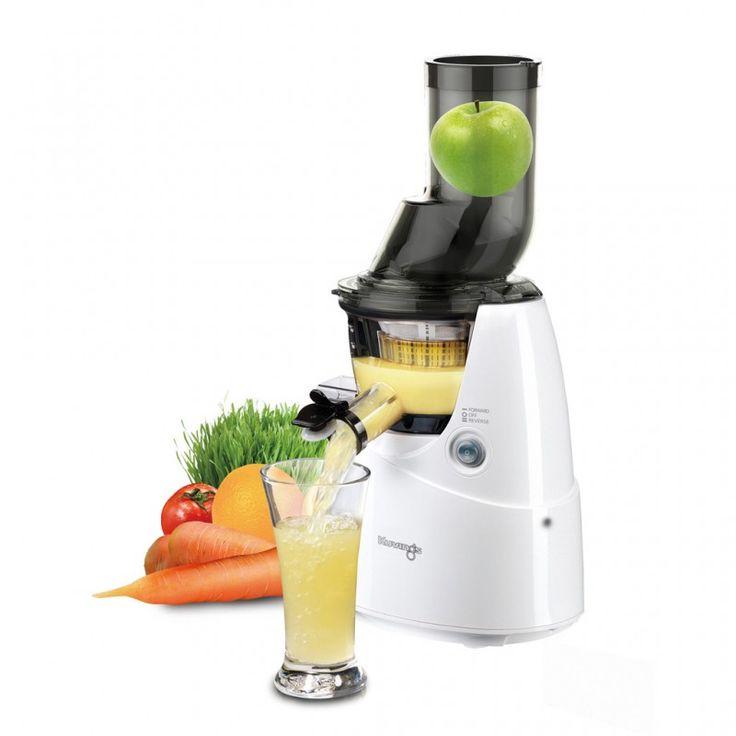 Kuvings Whole Juicer B6000W - wyciskarka na miarę XXI wieku
