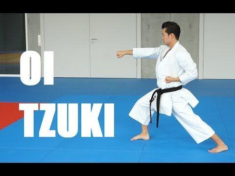 MAE GERI TECHNIQUE - karate front kick - TEAM KI - YouTube