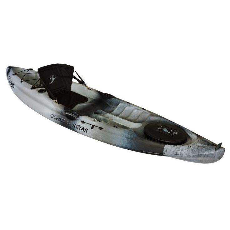 Ocean Kayak Caper Angler Kayak, Gray