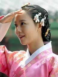 korean hair pin #hanbok #hairpin #moonchaewon