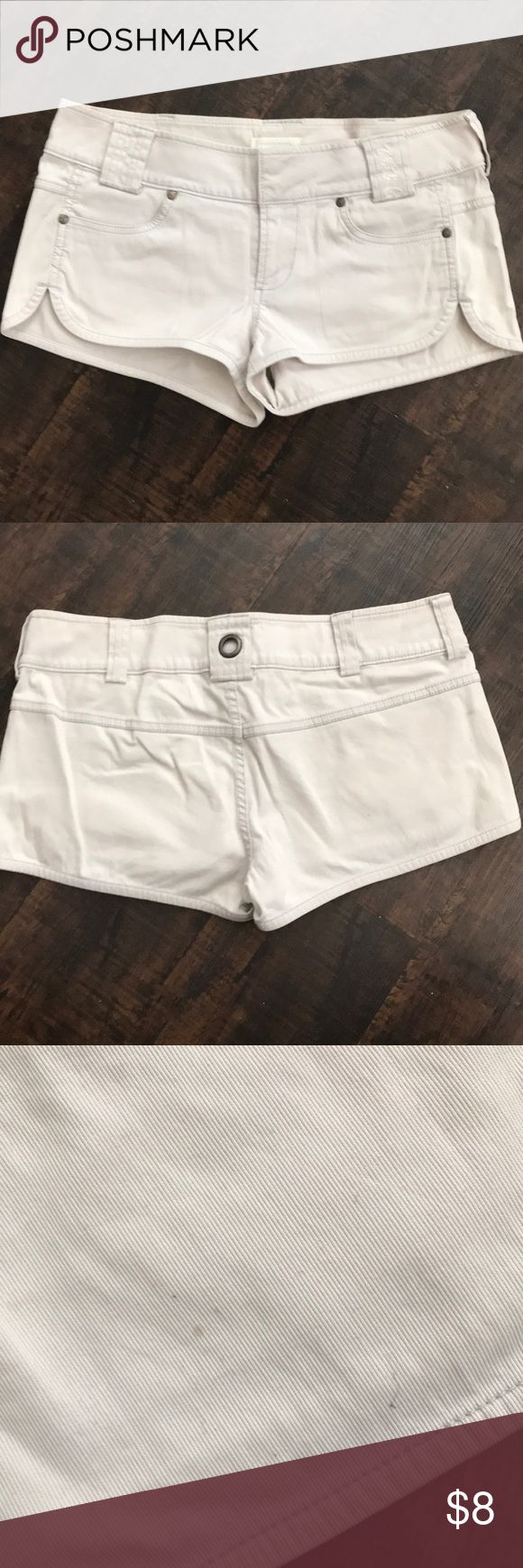Diesel Shorts Diesel low rise shorts. Two button and fly closure. Two side pockets on front. Diesel Shorts