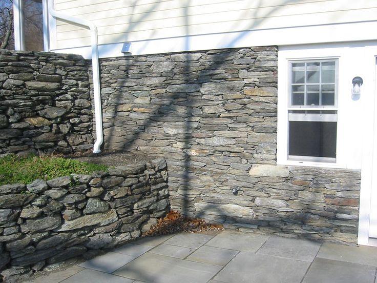 Stone Veneer For Foundation For The Home Pinterest