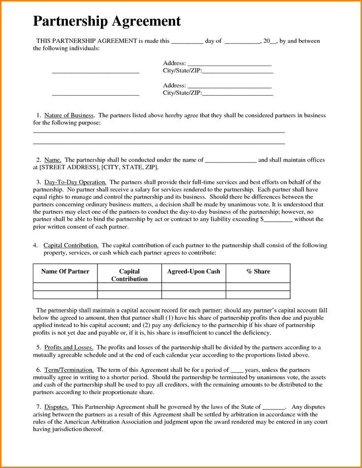 business partnership agreement template memo templates late rent payment form money loan