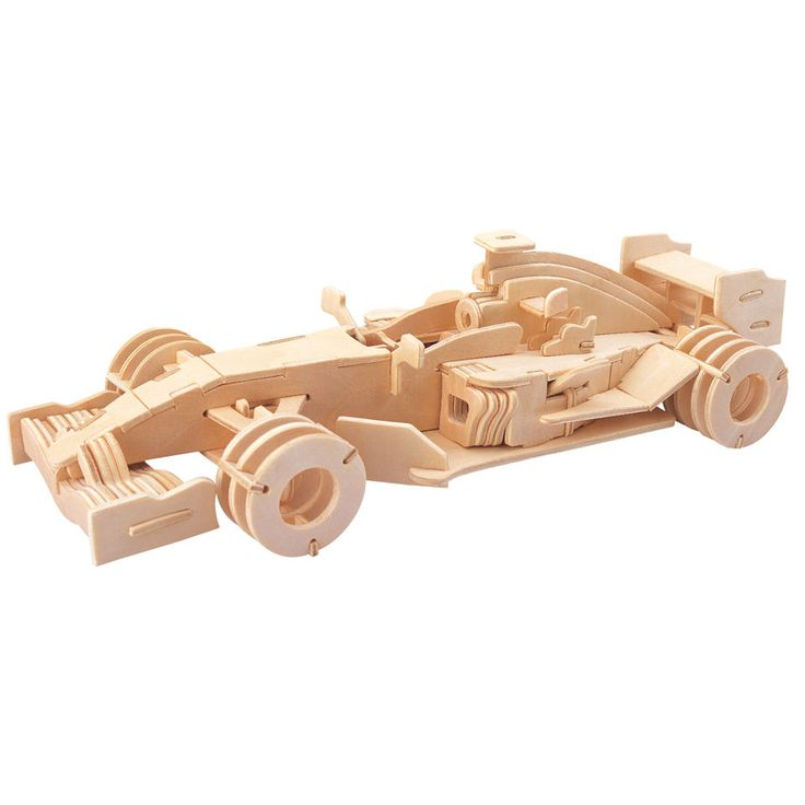 Take advantage of our great prices and buy Racing Car Construction Kit today at IWOOT. Get great gifts, with free delivery available.