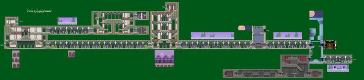 Castle Corridor B