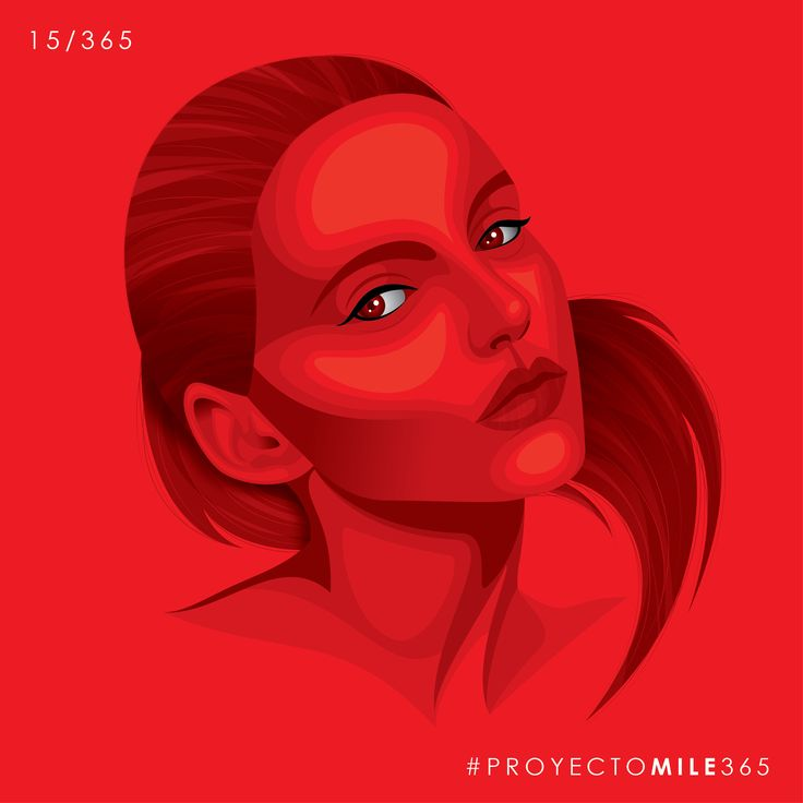 #red #color #illustration #vector