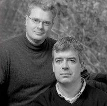 Hugo Groeneveld (links), directeur R&D en Marcel Oud, commercieel directeur van 3D-Metal Forming.