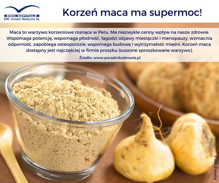 #superfood #maca #peru #emc #emcszpitale