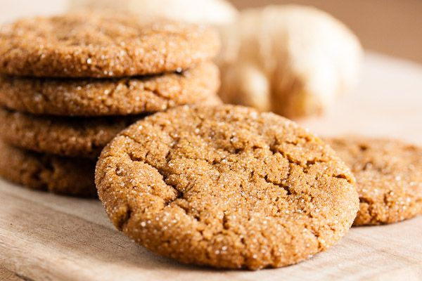... Pinterest | Molasses cookies, Ginger molasses cookies and Fresh ginger