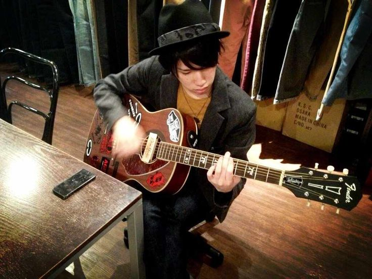Photo of Hiroki for fans of MY FIRST STORY (j-rock band).