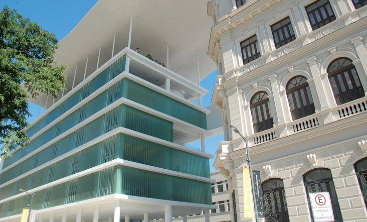 Projeto: MAR - Museu de Arte do Rio  Local: Rio de Janeiro / Rio de Janeiro