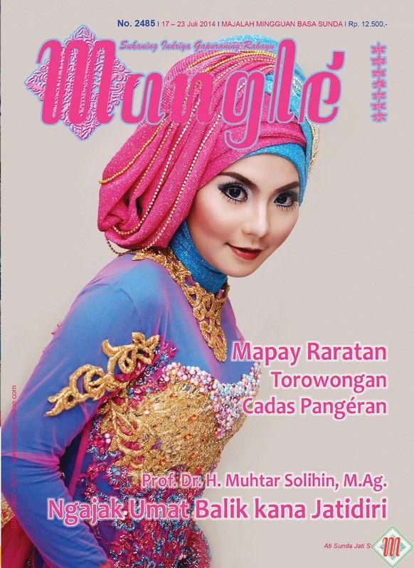 Mangle, Majalah Sunda. On Line
