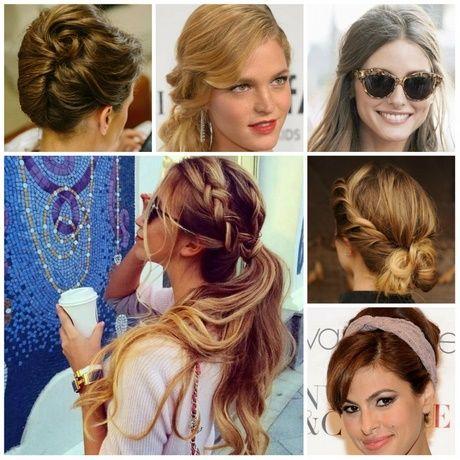 Beautiful everyday hairstyles
