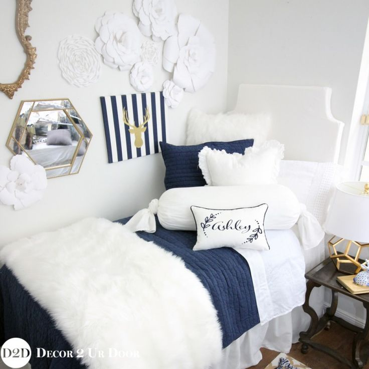 Find This Pin And More On Top Dorm Room Design Ideas By Decor2urdoor.