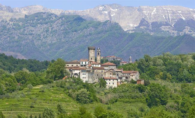 Malgrate Castle