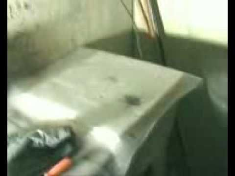 6) Limpieza antes del cambio de abrasivo