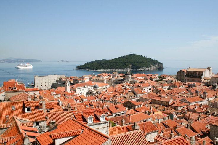 Croatia Area Guides - Dubrovnik