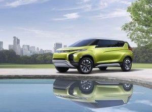 2014 Brussels Motor Show – Mitsubishi Motors