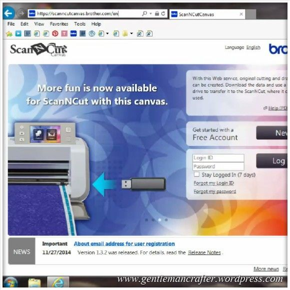 Here is a quick video overview of the Brother Scan N Cut Canvas that I put together recently. I am planning more videos on this in the near future so if there is anything that you would like me to ...