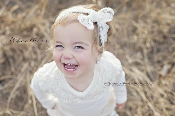 'Maeve' Lace Head Wrap. The perfect wrap for girls of all ages <3!  www.shonawiffenphotography.com