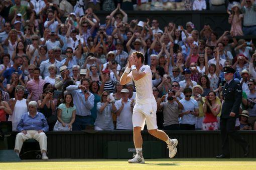 Wimbledon Champion 2013 - Andy Murray