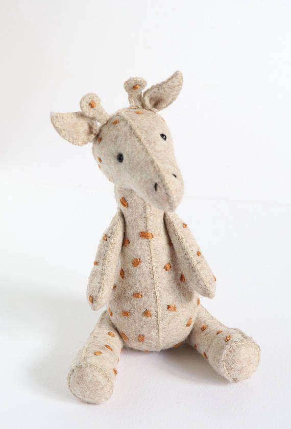 cd07d38d60a40 G is for Giraffe   giraffe sewing pattern