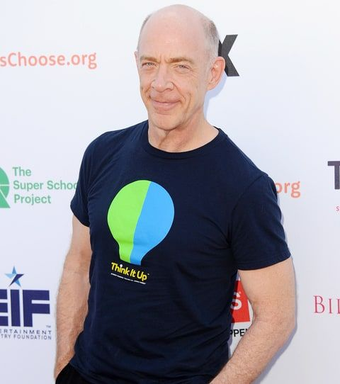 j k simmons   Simmons, 61, Looks Unrecognizable, Jacked for 'Justice League ...