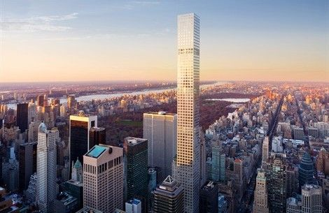 432 Park Avenue, lo skyline di New York ha una nuova icona - VanityFair.it