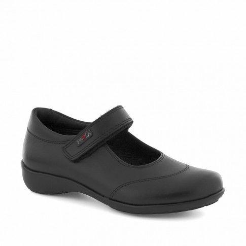 Pantofi de scoala, pentru fete.