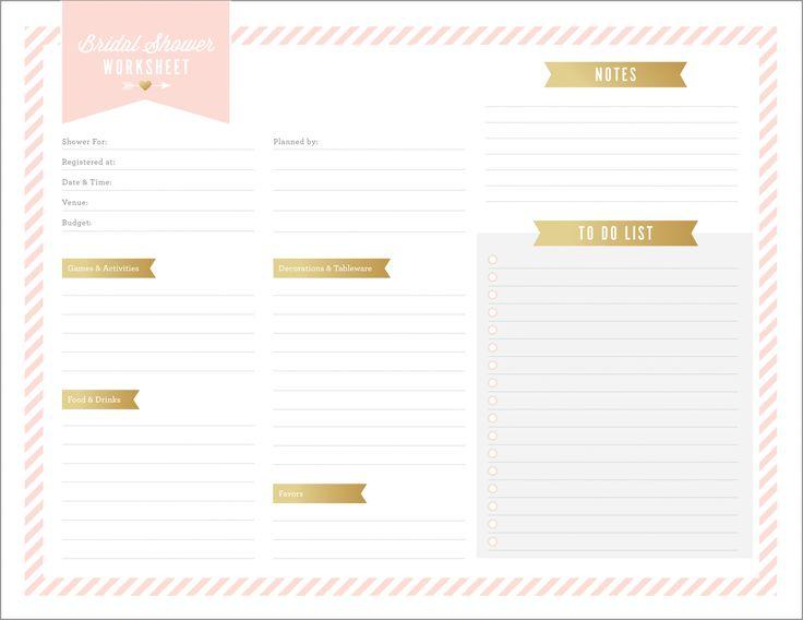 17 best Linen \ Lingerie Shower images on Pinterest Bridal - bridal shower checklist