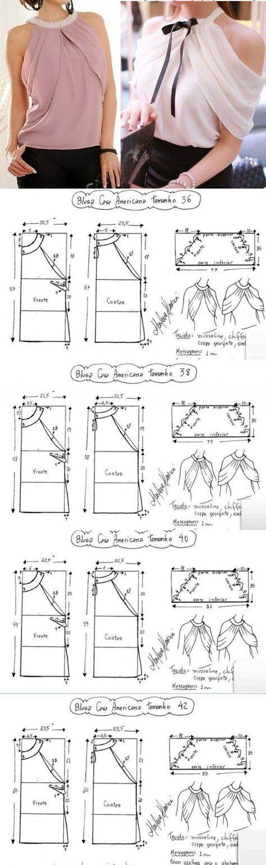 DIY – molde, corte e costura – Marlene Mukai. Esquema de modelagem de vestido tubinho com cava reta e recorte do 36 ao 56.