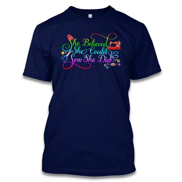 Sewing She Did Shirt