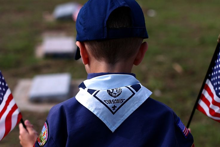 Cub Scout Is Exiled After Pressing Legislator on Guns and Race