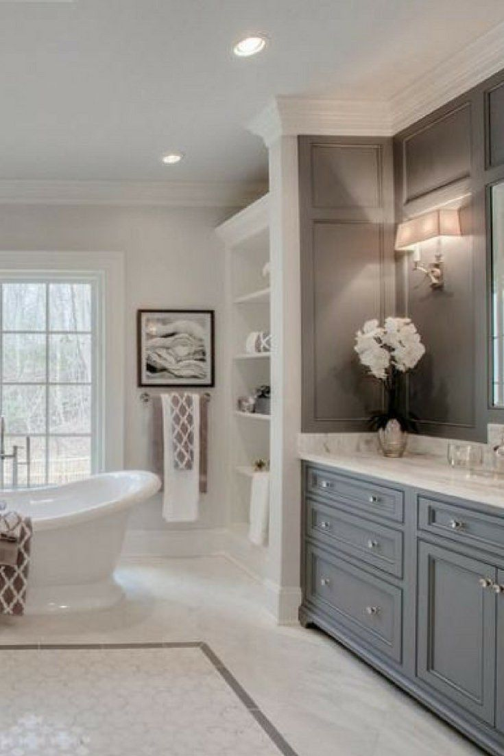 Large Custom Luxury Master Bathroom In Custom Built Home An Absolute Beauty Luxury Master Bathrooms Bathroom Remodel Master Hotel Bathroom Design