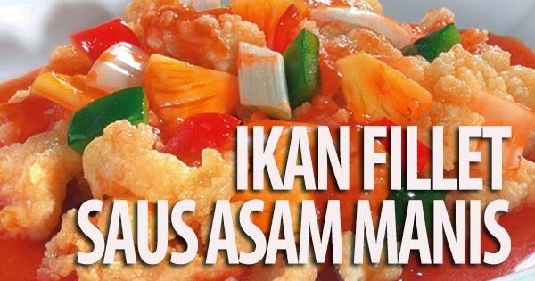 Saus Asam Manis Membuat Makan Ikan Makin Berselera Apalagi Kalau Ikannya Digoreng Crispy Mantap Deh Coba Yauk Resep Resep Masakan Resep Masakan Cina Masakan