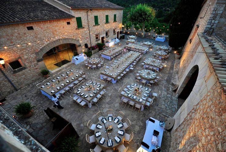 Stunning Mallorcan finca for your fairy tale wedding #mallorca #weddings
