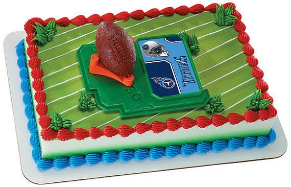 38 Best Images About Tennessee Titans Cakes On Pinterest