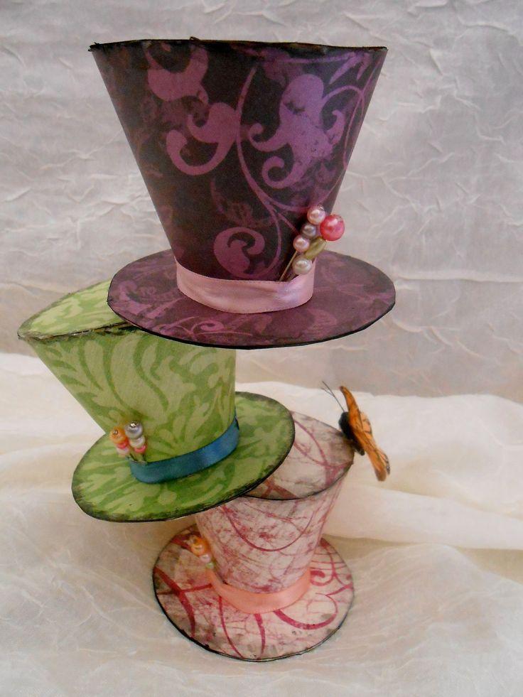 Alice in wonderland party table decor. $10.00, via Etsy.
