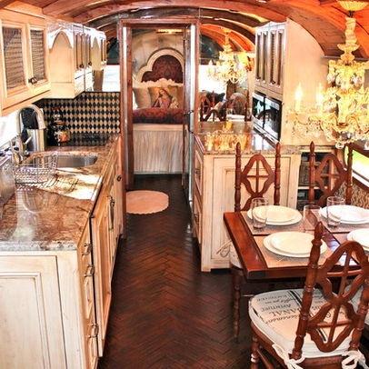 Gypsy Travel Interior Design Dress My Wagon| RV Airstream Makeovers